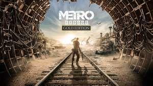 Metro Exodus - Gold Edition | PS4 + PS5 | USA PSN | PS+