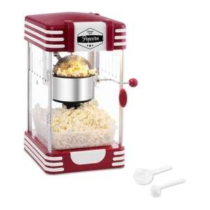 Popcornmaschine - 50er Jahre Retro-Design Rot Bredeco @Expondo