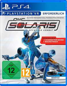 Solaris: Off World Combat (PS VR) PlayStation 4 [Otto Up Lieferflat]
