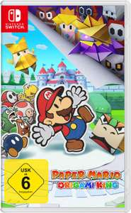 (lokal MM Worms) Paper Mario Origami King (Switch)