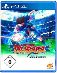 Captain Tsubasa:Rise of new Champions & The Elder Scrolls V:Skyrim Steelbook Edition & Wasteland 3 (PS4) für je 16,99€ uvm (Müller Abholung)