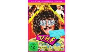 UHF - Sender mit beschränkter Hoffnung - Mediabook (Blu-ray + DVD) (Müller Abholung)