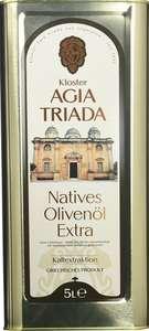 Agia Triada - extra natives Olivenöl 5L