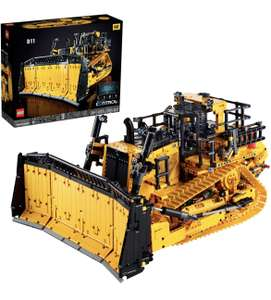 [Alternate] LEGO 42131 Technic Appgesteuerter Cat D11T Bulldozer, Konstruktionsspielzeug