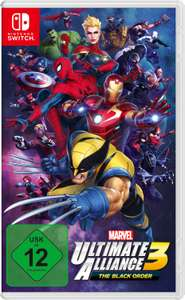 Marvel Ultimate Alliance 3 (Switch)