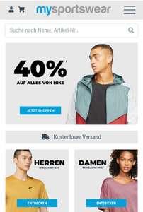 Mysportswear 40% Rabatt auf alle Nike artikel > Nike Court Legacy Canvas