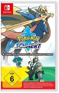 (Expert) Pokemon Schwert inkl. Erweiterungspass Switch