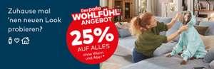 Porta 25% auf alles (beim Moonlight-Shopping)