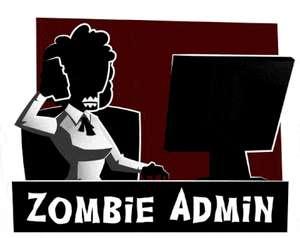 Zombie Admin [Windows / itch.io]
