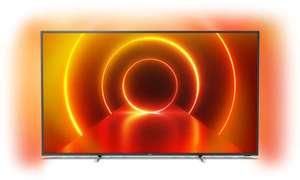 """Philips Fernseher 75PUS7805/12 189cm 75"""" 4K UHD Ambilight Smart TV Fernseher"""