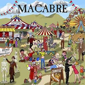 CD Macabre - Carnival of Killers für 5,99 € bei Amazon Prime