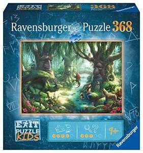 Ravensburger EXIT Puzzle Kids - Der magische Wald 368 Teile Puzzle für 9,49€ (Amazon Prime)