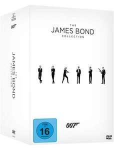 [iTunes Kauf] Die James Bond Kollektion (alle 24 Filme, 4K, de/en) für 99,99€