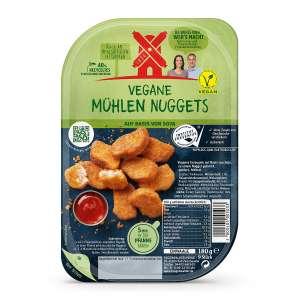Rügenwalder Mühle Vegetarische Mühlen (Nuggets, Schnitzel, Hack o. Cordon Bleu) für je 2,29€ [Kaufland]