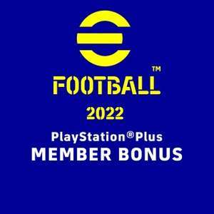 eFootball 2022 PlayStationPlus Member Bonus (PS5) kostenlos (PSN Store PS+)