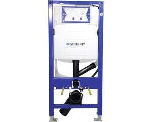 Vorwandelement Geberit Duofix für Wand-WC H: 112cm für Geruchsabsaugung mit Umluft 111.370.00.5