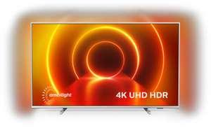 "Philips 58PUS7855/12 146 cm (58"") LCD-TV mit LED-Technik hellsilber"