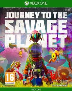 Journey to the Savage Planet (Xbox One) für 13,85€ (Amazon ES)