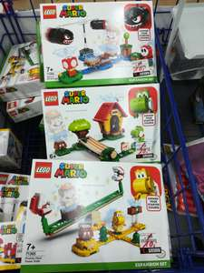 Lokal Saturn Duisburg - Lego Super Mario Sets € 3 - 10,00