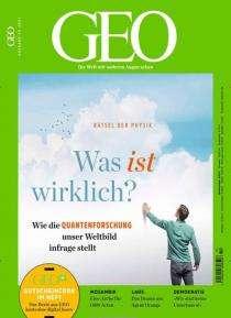 GEO Abo (3 Ausgaben) für 27 € mit 20 € BestChoice-Gutschein inkl. Amazon (Kein Werber nötig)