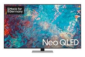 Amazon 7-Tage-Samsung und Samsung SuperDeals-Kombi: Neo QLED TV (42% Rabatt) und Q-Soundbar mit 500 € Cashback.