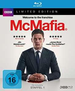 McMafia - Staffel 1 - Limited Edition (Blu-ray) für 9,99€ (Amazon Prime)