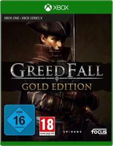 Greed Fall Gold Edtion (Xbox One) für 18,98€ & Journey to the Savage Planet (PS4) für 13,98€ (Expert)