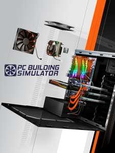 PC Building Simulator kostenlos im Epic Games Store (ab 7.10.)