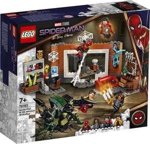 LEGO Marvel Spider-Man in der Sanctum Werkstatt (76185) für 29,99€ (Müller Abholung)