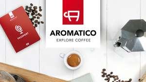 Aromatico.de - Tag des Kaffees // 5% Gutschein // 250g Kaffee Gratis