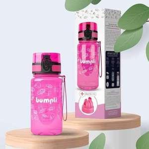 bumpli SSV mit 30% Rabatt auf Nachtlichter, Kinder-Trinkflaschen und Pop-it's - z.B. Trinkflasche 350ml (+ Strohhalmdeckel, 9 Farben)