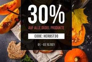 [dudel.de] 30% auf Alles (Gewürze, Kräuter, Tee, Öle, Superfood) bis 03.10.2021 ab 30€ MWB VSK-frei