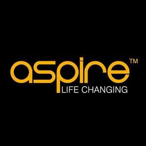 Aspire Shop mit 25% auf alles flüssige bis 7.10