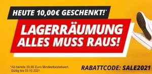 10€ ab 39,99€ MBW