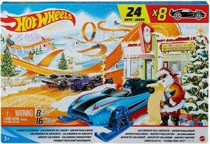 Mattel Hot Wheels Adventskalender 2021 für 20,79€ (Amazon Prime & Otto Lieferflat)