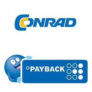 [Payback] 15-fach Payback Punkte bei Conrad.de ~ ca. 7,5 % Cashback (ab dem 04.10.)