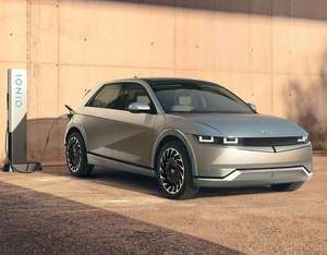 Privatleasing: Hyundai IONIQ 5 Elektro (72kWh / 306PS / Bafa) als konfigurierbarer Neuwagen für 298€ (eff 316€) monatlich - LF:0,61