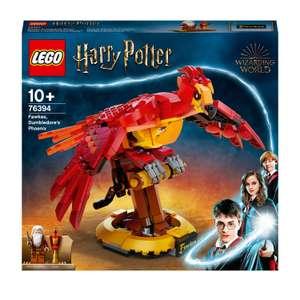LEGO Harry Potter - Fawkes, Dumbledores Phönix (76394) für 34,99€ (Müller)
