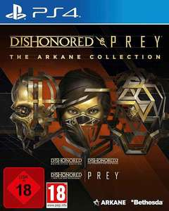 The Arkane Collection: Dishonored & Prey PlayStation 4 [Otto Up]