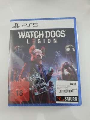 [Lokal Wiesbaden] Saturn Luisenforum Watch Dogs Legion PS5