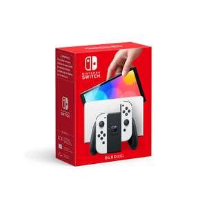 Nintendo Switch (OLED-Modell) Weiss Amazon