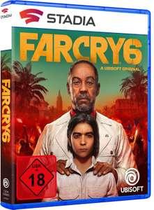 [Stadia Pro] Far Cry 6 mit 10€ Neu-Abonnement-Rabatt