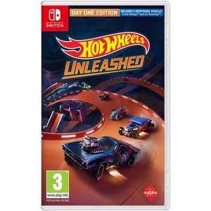Nintendo Switch Hot Wheels Unleashed Day One Edition PEGI