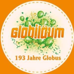 Globiläum bei Globus - 5 Euro Rabatt beim Globus Abholservice vom 04. - 15.10.2021 (50 EUR MBW)
