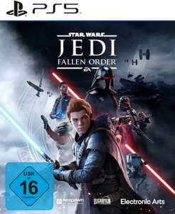 Star Wars Jedi: Fallen Order - PlayStation 5 [Expert]