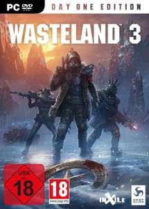Wasteland 3: Day One Edition (PC & PS4 & Xbox One) für je 14,99€ (GameStop)