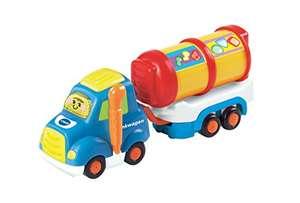 Vtech Tut Tut Baby Flitzer - Tankwagen & Anhänger für 10€ (Amazon Prime & Müller Abholung)