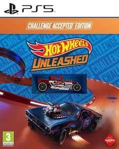 Hot Wheels Unleashed (Challenge Accepted Edition) - PlayStation 5 [Coolshop]
