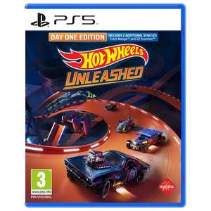 Hot Wheels Day One Edition PS5