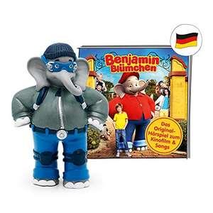 Tonies Hörspiel-Tonie Benjamin Blümchen: Das Original-Hörspiel zum Kinofilm und Songs für 10,99€ (Amazon Prime)
